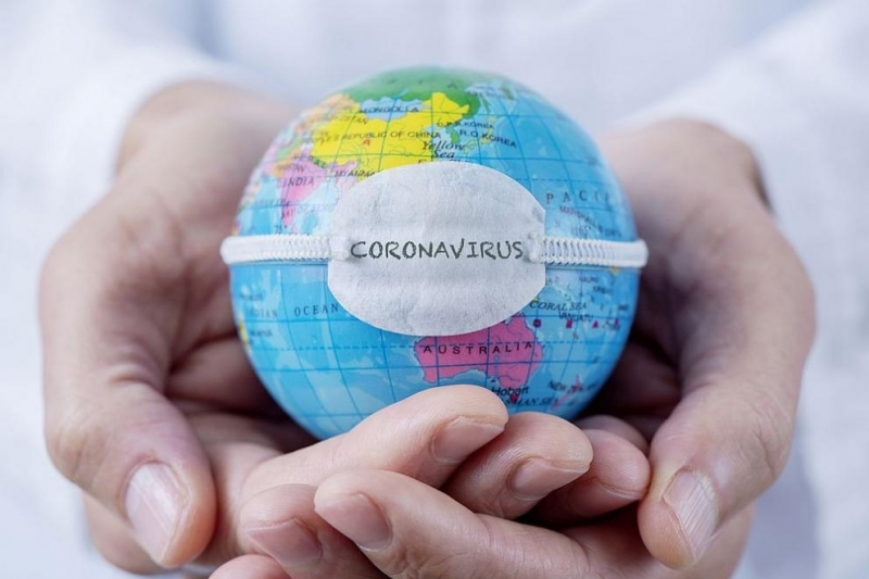 Броят на заразените с новия коронавирус по света надхвърли 5