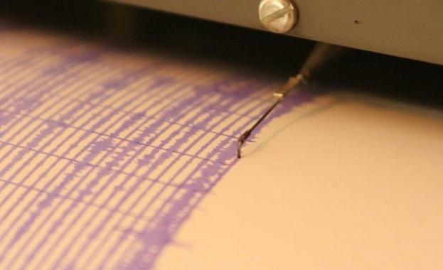Земетресение с магнитуд 4.1 по скалата на Рихтер разлюля Румъния.