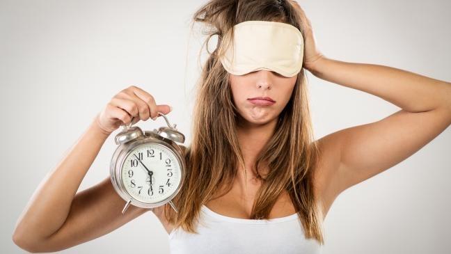 Лошият сън увеличава нивата на стрес с една трета