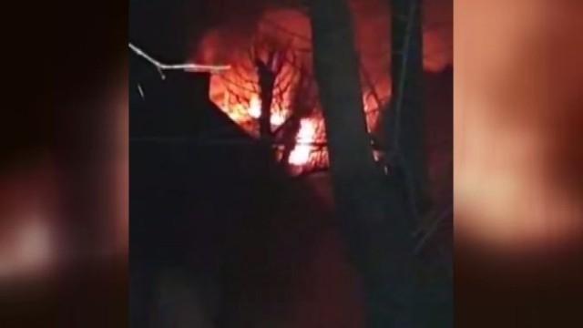 Снимка: Мъж загина при пожар в центъра на Русе