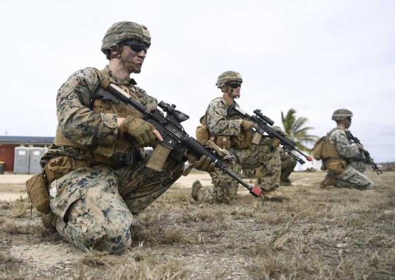 Съвместна българо-американска подготовка с участието на формирования от Силите за