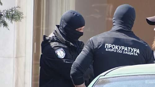 "Служител на МВР от Дирекция ""Жандармерия"", участвал в организирана престъпна"