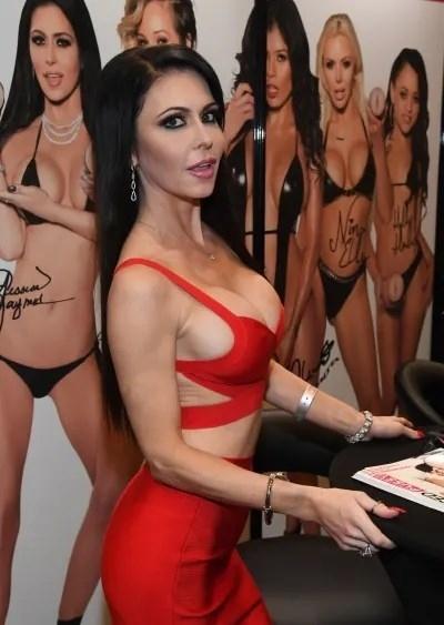 Американската порно звезда Джесика Джеймс неочаквано е починала на 43