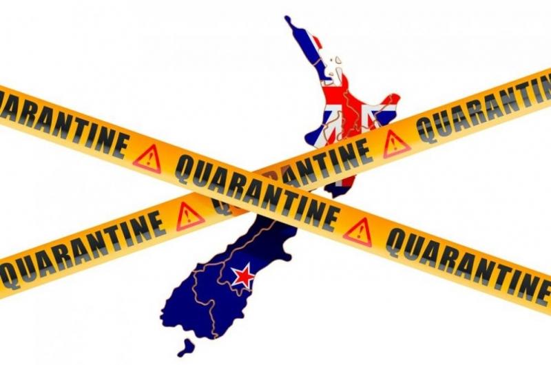 Здравните власти в Нова Зеландия обявиха, че се работи по