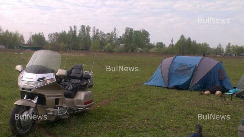 Касапница в Москва! Мъж застреля петима мотористи