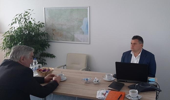 Кметът на Мездра Иван Аспарухов започна поредица от работни срещи