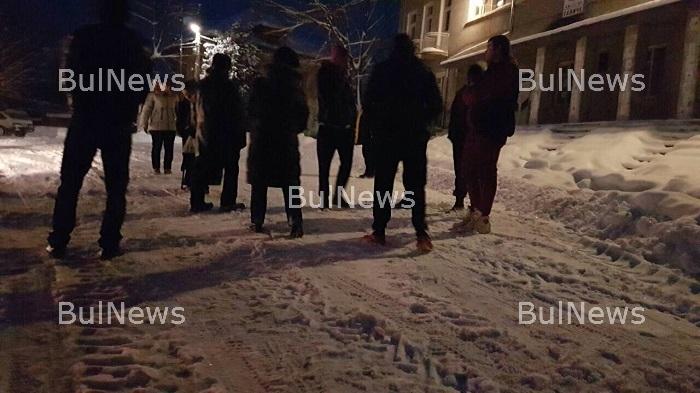 Галиче настръхна! Жители излязоха на протест срещу освобождаването на Ценко Чоков