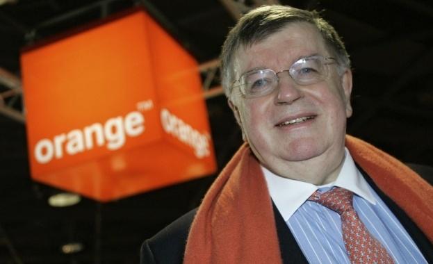 Най-голямата френска телекомуникационна компания Оранж (Orange) и седем бивши или