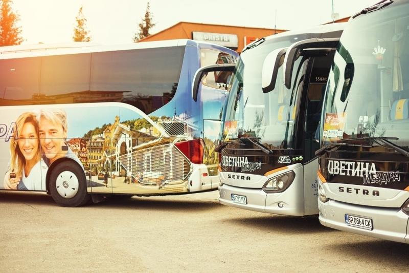 """Автобусната фирма """"Цветина-Мездра"""" откри туристическия сезон с началото на Великденските"""