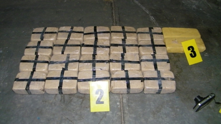 Турската полиция е заловила 670 кг хероин в източния окръг