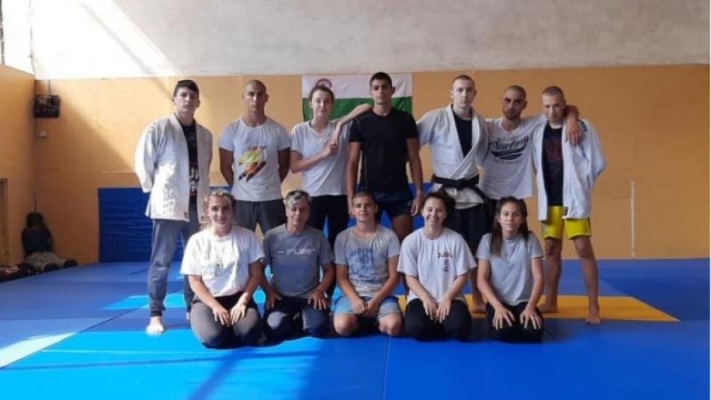 """Състезатели на видинския клуб """"Бъдин"""" участваха в Държавен лично-отборен шампионат"""
