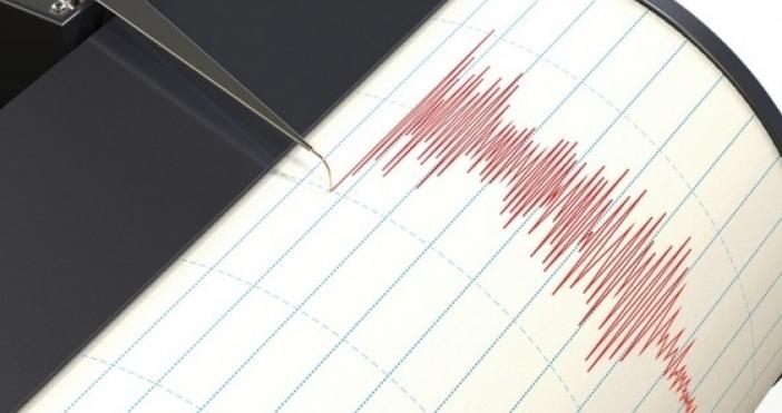 Земетресение с магнитуд 2.9 е регистрирано на територията на язовир