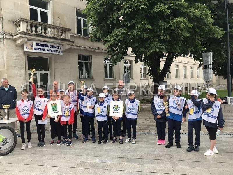 Берковскитевелосипедисти отново завоюваха отборно първо място с участието си в