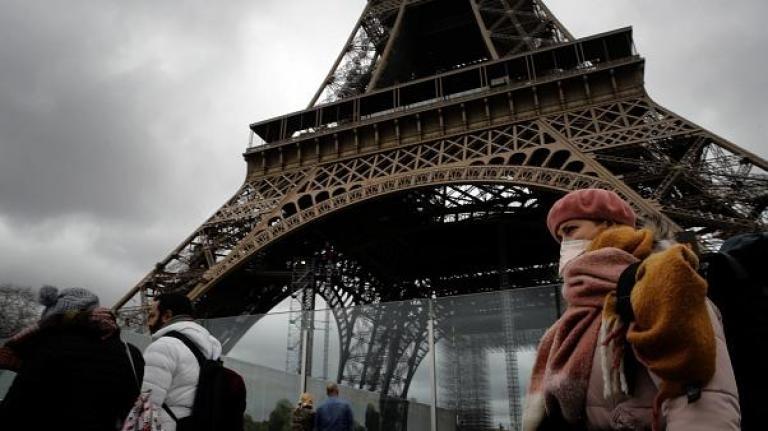 Новите случаи на коронавирус във Франция са се увеличили почти