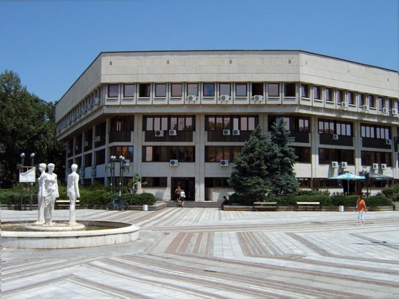 Председателят на Окръжен съд-Видин съдия Илия Илиев с поздравителен адрес