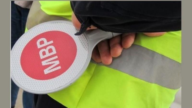 Полицейски служители хванаха мъж с временно отнета книжка да шофира