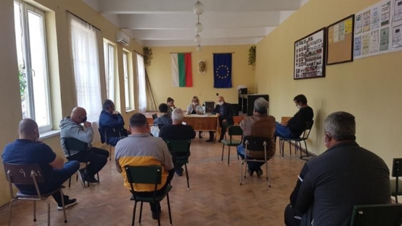 Деветата редовна сесия на общинския съвет на Ружинци се проведе