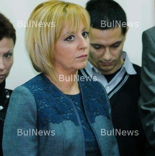 Мая Манолова се разбра с Борисов за изборния кодекс