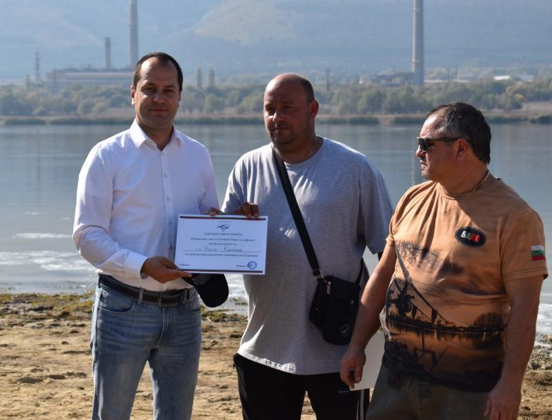Много любители на риболова, природата и граждани на Враца и