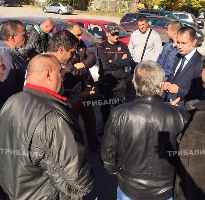 """Бунт за пари в """"Ботев""""/Вр/, отборът се разпада"""