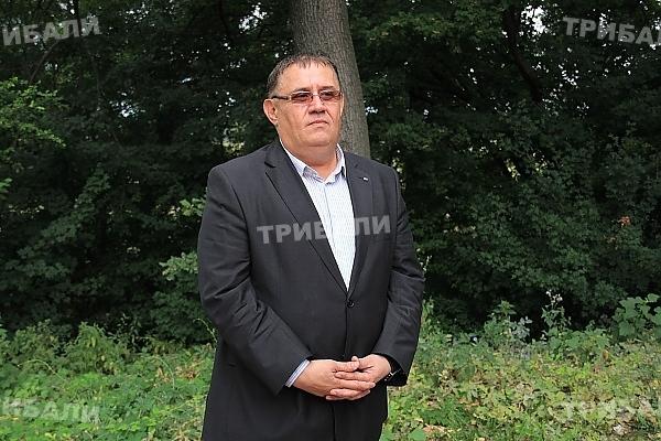 """Коалиция """"Либерален  алианс - Има бъдеще за Враца"""" издигна Борислав Банчев за кмет на Враца"""