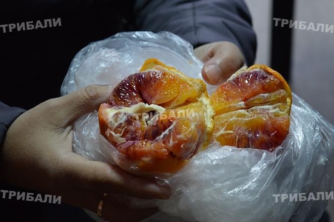 Извънредно! Портокалите със СПИН вече са във Враца!