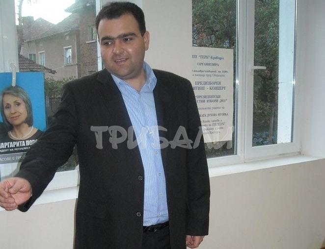 ДПС отряза главата на Миро Комитски