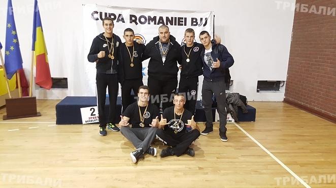 """7 медала за СК """"Бойни спортове"""" Монтана"""