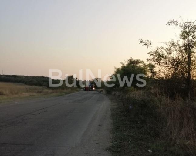 Див екшън се е разиграл в Монтанско вчера, научи BulNews.bg.