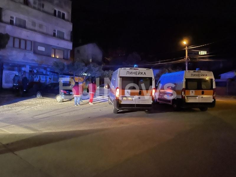 Драматично развитие получи пожара в района на Табашкия мост във