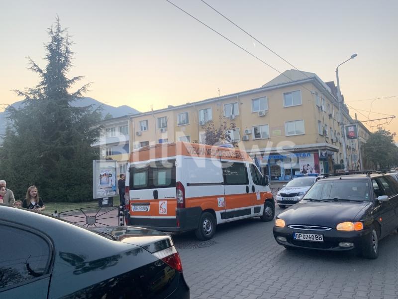 Бой е имало преди минути в центъра на Враца, видя