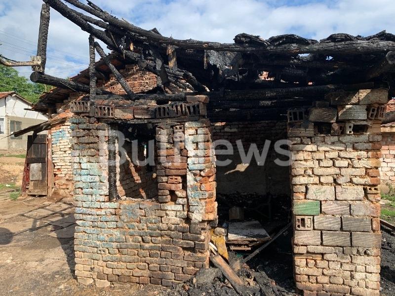 Младеж е подпалил къща във Враца, съобщиха от пресцентъра на