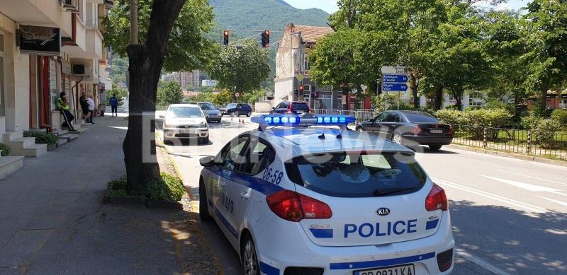 Възрастна жена бе блъсната на възлово кръстовище във Враца, видя