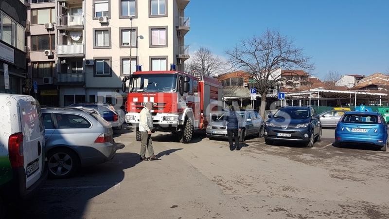 Извънредна ситуация вдигна на крак пожарна и спешна помощ в