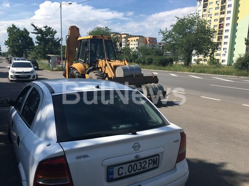 Полицията засече фадрома, превозваща крадено гориво във Враца, видя единствено