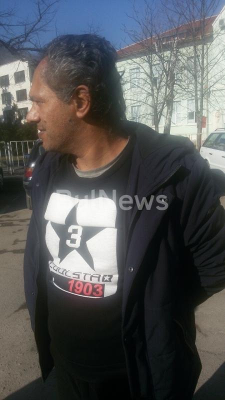 Съдът остави за постоянно в ареста психично болния Румен Райков.
