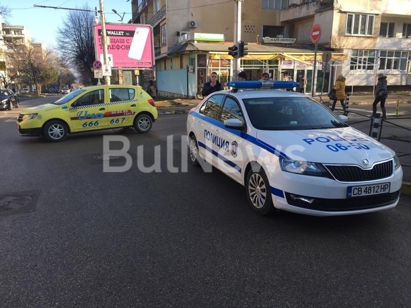 Полицията във Враца потвърди новината за блъснатия велосипедист на кръстовище
