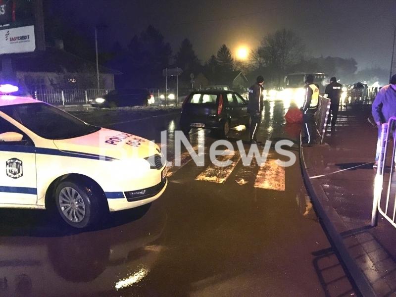 Снимка: МВР потвърди новина на BulNews за загинала жена във Враца