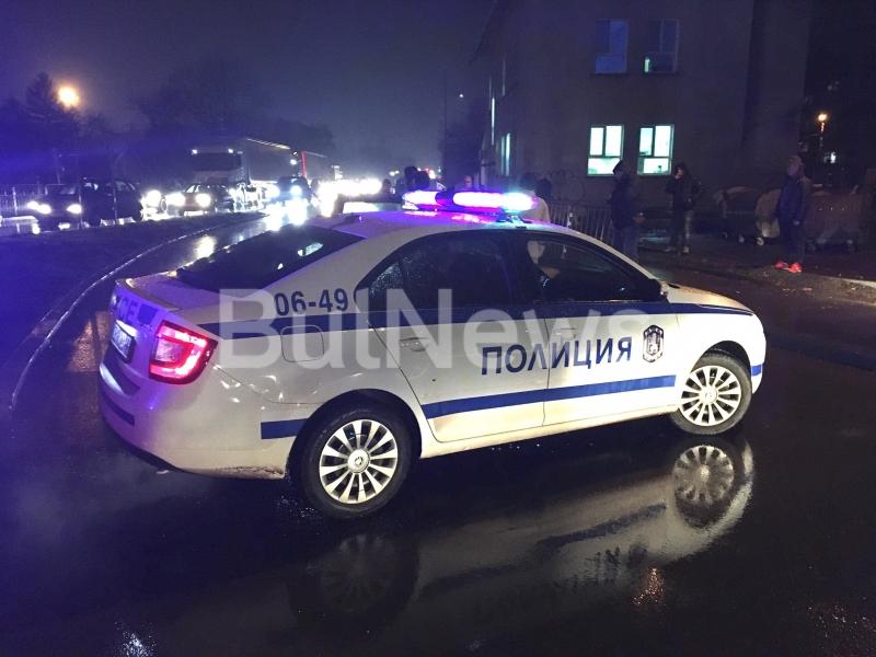 Снимка: Трагедия! Жена загина на пешеходна пътека във Враца, жертвата е без документи /снимки/