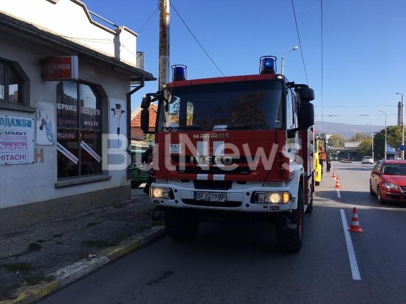 Изтичане на газ вдигна на крак институциите във Враца, видя