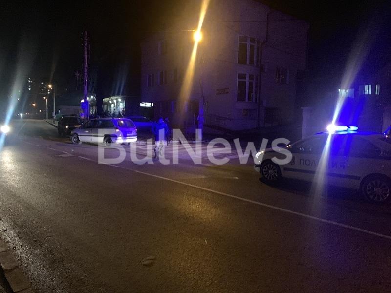 Полицаи са хванали надрусан шофьор с голямо количество наркотици във