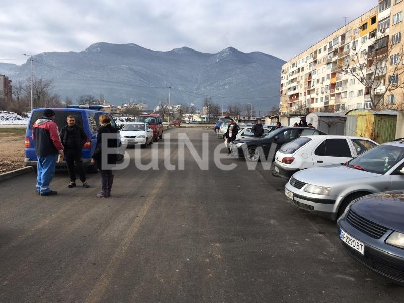 Масов удар направили автоджамбази тази нощ във Враца, научи първо