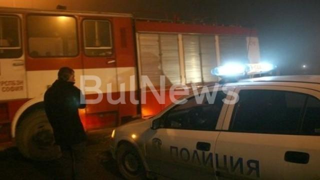 Агенция BulNews се сдоби с ексклузивна снимка на изгорялото заведение