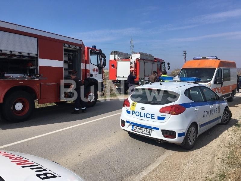 Всички пострадали в тежката катастрофа на пътя между Враца и