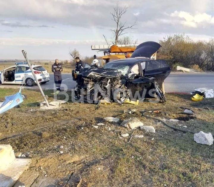 Полицията излезе с официална информация за катастрофата на Е-79 между
