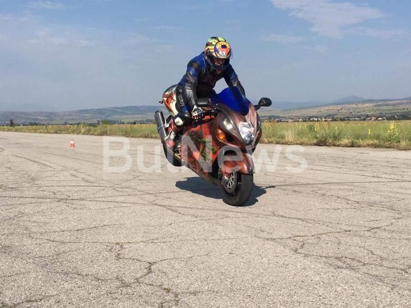 Ексклузивно в  BulNews! Ето кой е загиналият моторист във Враца /снимки/