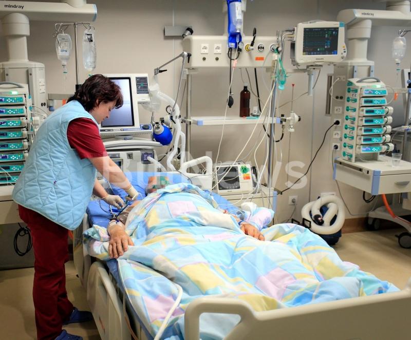 Ексклузивно в BulNews! По време на кражба пребиха жестоко известен врачански касоразбивач, във ВМА се борят за живота му /снимка/