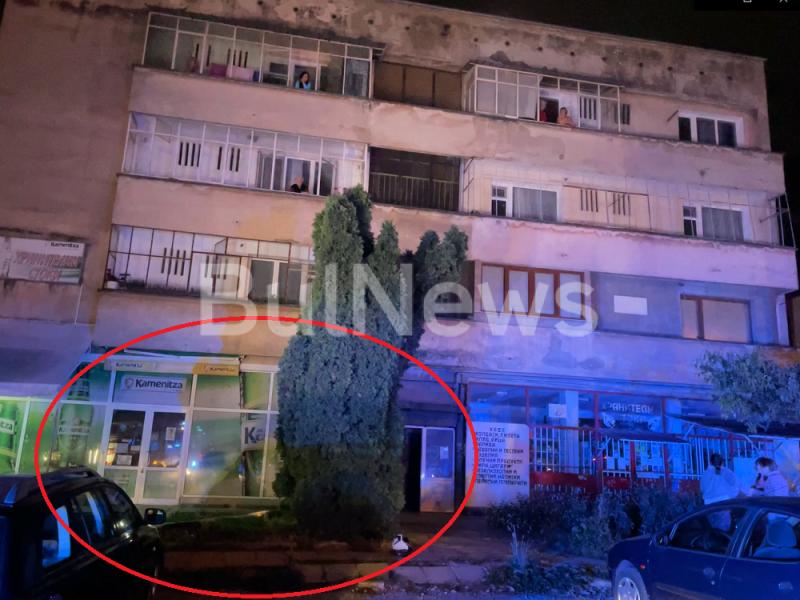 Стана ясно кой е загиналият младеж при пожара в магазина